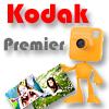 Kodak premier logo