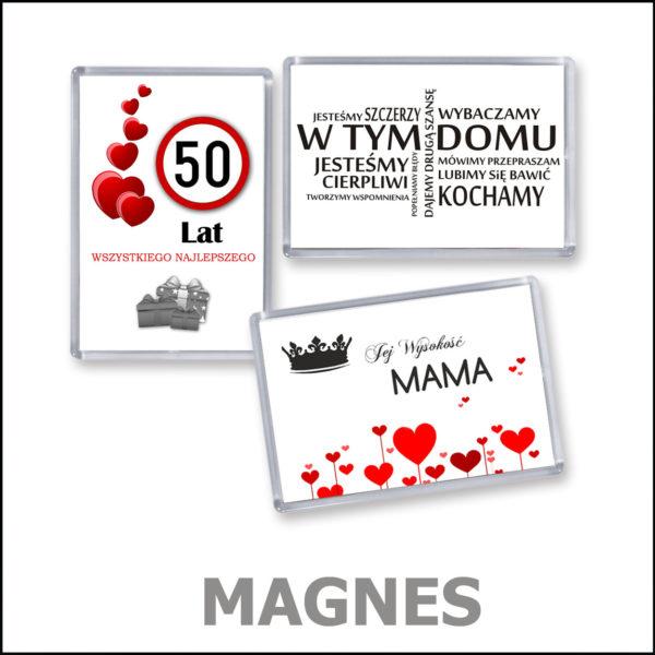 foto magnes ze zdjeciem