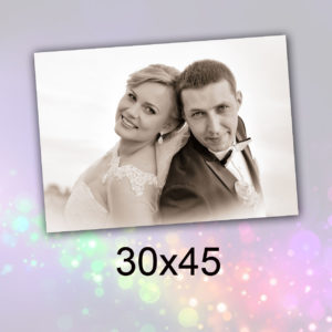 30x45 obraz na płótnie