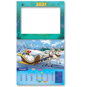 kalendarz ze zdjeciem