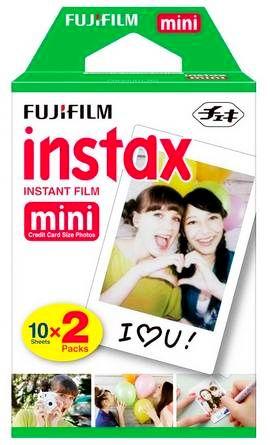 wład instax mini 20 zdjęć